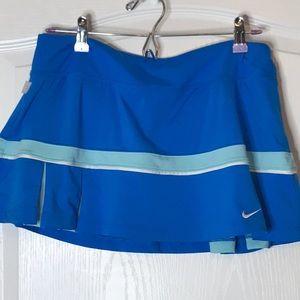Nike Smash Classic Pleated Tennis Skirt Medium